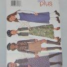 Butterick 3271 Skirt Dress Vest Girls + 7 8 10 12 14