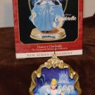 Hallmark Keepsake Disney's Cinderella Christmas Ornament 1997