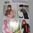 Simplicity Sewing Pattern 5251 - Elaine Heigal Designs Hats Gloves Scarves Sawl