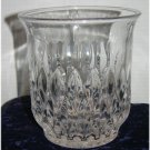 Beveled Cut Large Lenox Crystal vase
