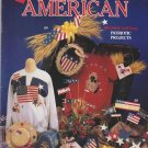 Sis & Sons Proud to be American Craft Pamphlet Instructions Patriotic