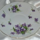 Sprint Violets Rossetti Saucer Japan Hand Painted Replacement