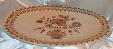 Johnson Brothers Old Granite Staffordshire Small Platter Made in England