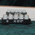 Southern Pacific Railroad Canister Car 1:64