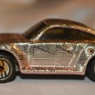 Hot Wheels Mattel 1987 Pink Chrome Porsche 959