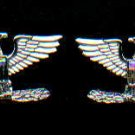 Pair of Colonel Eagles rank insignia