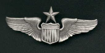 Senior Pilot Wings