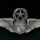 USAF Air Force Command Pilot Wings full size badge