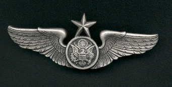 Senior US Aircrew Wings