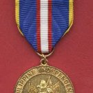 WWII Philippine Independence medal with ribbon bar