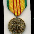 Vietnam Service medal with ribbon bar