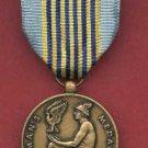 Airman's medal with ribbon bar