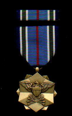 US Joint Service Achievement medal with ribbon bar