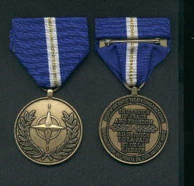 NATO Eagle Assist medal Article 5