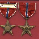 WWII Bronze Star medal WW2 with V for Valor Device