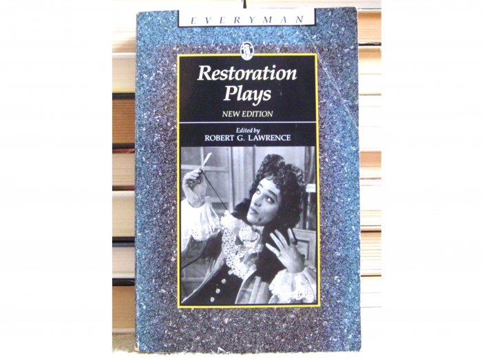 Restoration Plays