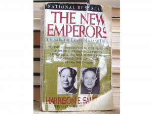 The New Emperors: China in the Era of Mao and Deng.