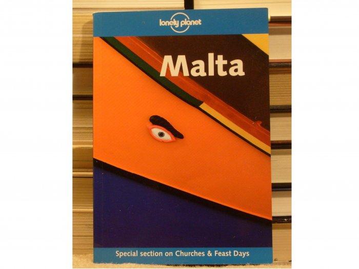 Malta, Lonely Planet