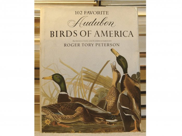 102 Favorite Audubon Birds of America