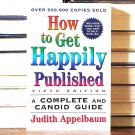 How to Get Happily Published, 5th ed.