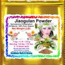 Jiaogulan Powder (Gynostemma Pentaphyllum) Organic Grown All Natural - 1 LB