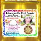 Ashwagandha Root Powder Indian Withania Somnifera Organic Grown- 1 LB