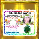 Chlorella Powder (Chlorella Pyrendoidosa) Organic Grown All Natural Wild Crafted- 1 LB