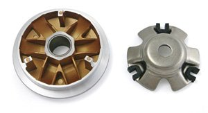 NCY Coated Variator (115mm/Gold color); Genuine 125/150/GY6
