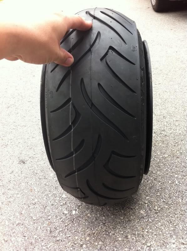 avon viper stryke   tire