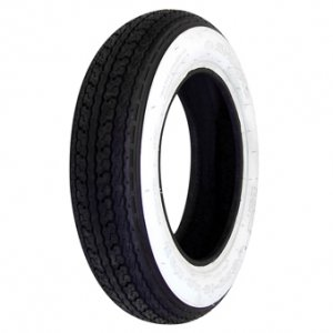 Tire, Shinko Whitewall 3.00 x 10