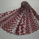 "Honey Bun-Red & White-20-1-1/2"" X 43"" Strips By Choice Fabrics"