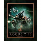Rogue One A Star Wars Story Cotton Panel 36 in x 44 in By Camelot Cottons