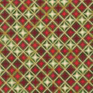 Winter's Grandeur 4-Holiday-Robert Kaufman-BTY-Reds, Gold & Cream