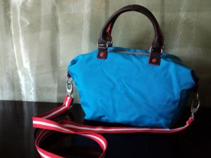 Convertible Weekender With Detachable Shoulder Strap