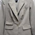 Victoria's Secret Seasonless Wool Pinstripe Jacket