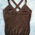 Victoria's Secret Silk and Cashmere Crossback Sweater
