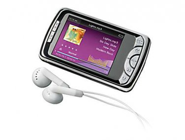 Global MultiMedia Music/Movie eBook MP4 Player