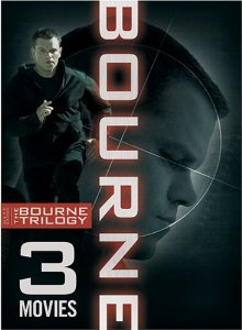 The Bourne Trilogy DVD Set 2008 Release