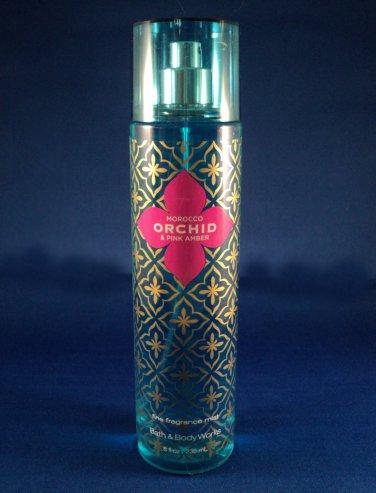 Bath & Body Works Morocco Orchid & Pink Amber Fine Fragrance Mist