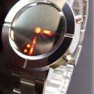 Mirror Face Wrist Watch