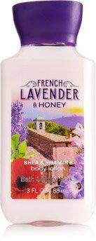 Bath & Body Works French Lavender & Honey Body Lotion 3 OZ
