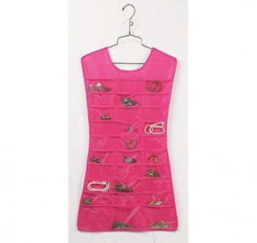 Little Pink Dress Jewelry Organizer