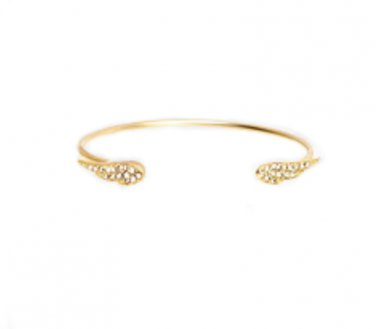 Victoria's Secret Limited Edition Angel Wing Cuff Bracelet