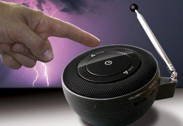 Kaito EZ-Weather One-touch NOAA Weather Radio