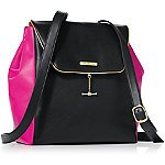 Juicy Couture Backpack Hot Pink & Black