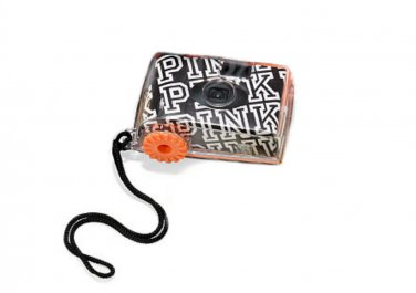 Victoria's Secret PINK Limited Edition Disposable Waterproof Camera