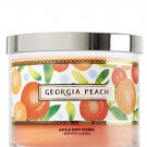 Bath and Body Works 3-Wick Candle Georgia Peach