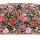 Nicole Miller Wildflower Cosmetic Bag