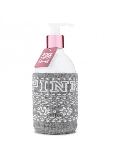 Victoria's Secret PINK Limited Edition Sleigh What Body Lotion
