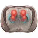 HoMedics 3D Shiatsu and Vibration Massage Pillow with Heat